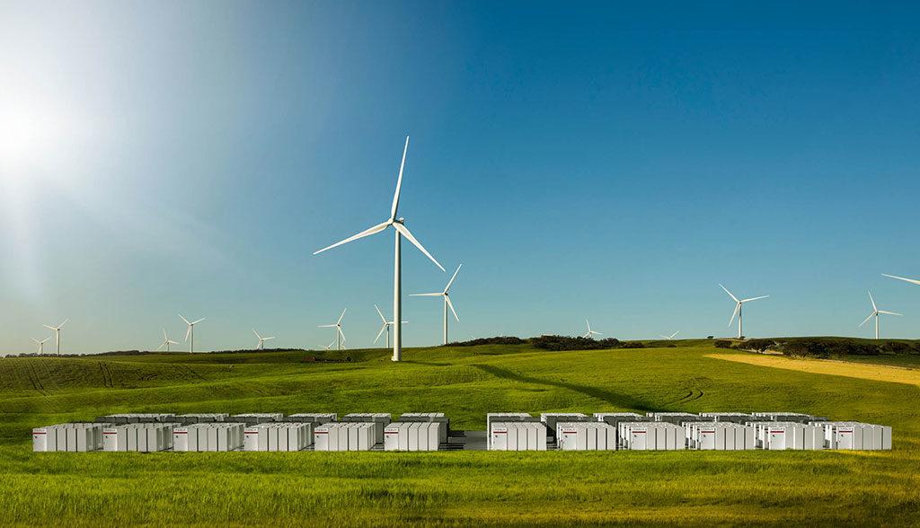 Tesla-Lithium-Ionen-Batterie-Australien