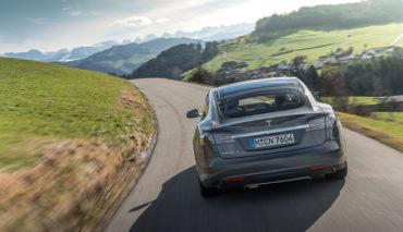Tesla-Model-S-Hypermiling-Reichweite