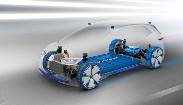 """Elektroauto-Prognose von VW: Autoindustrie braucht 40 """"Gigafactories"""""""