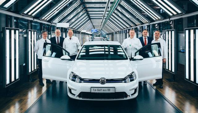 VW-Chef Müller: Elektroauto-Kaufpreis nicht das Hauptproblem