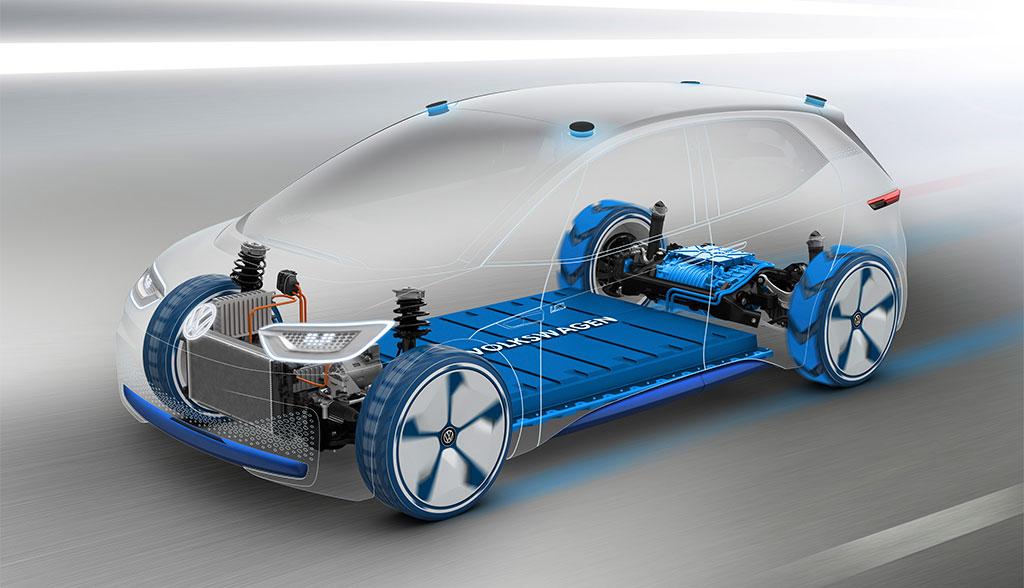 VW-I.D.-Batterie-Technik