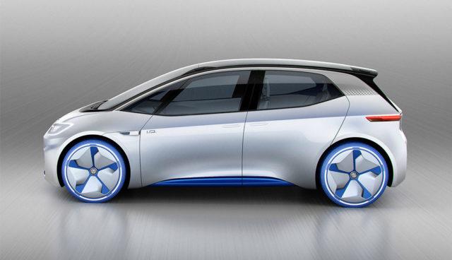 VW: Kompakt-Elektroauto I.D. bis zu 7000 Euro günstiger als Tesla Model 3