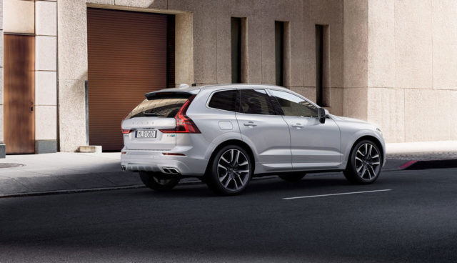 Teilzeit-Stromer Volvo Polestar XC60 T8 enthüllt