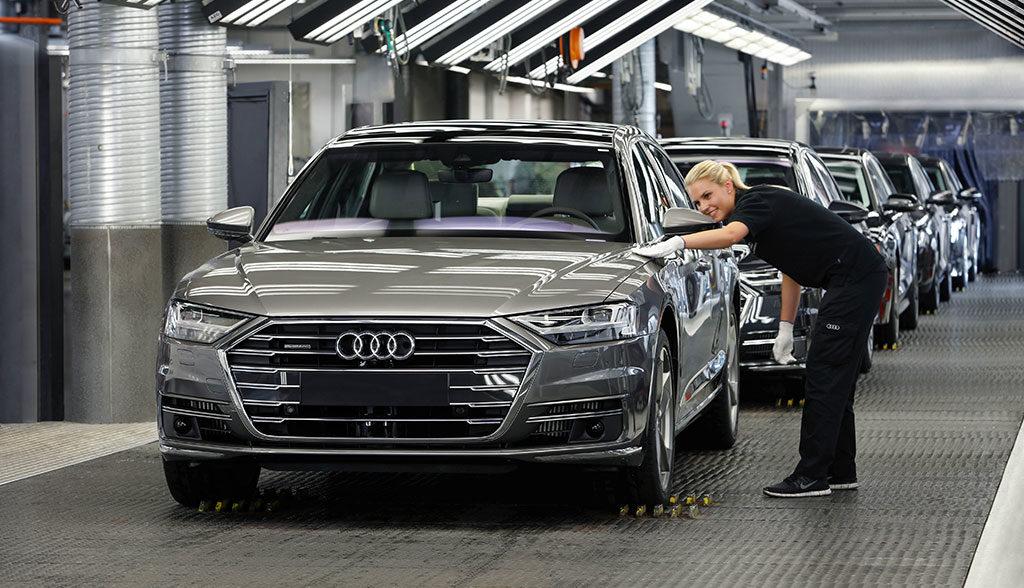 Audi-A8-Elektroauto