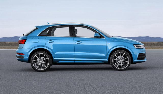 Audi Q3 auch als Plug-in-Hybrid- und Elektroauto?