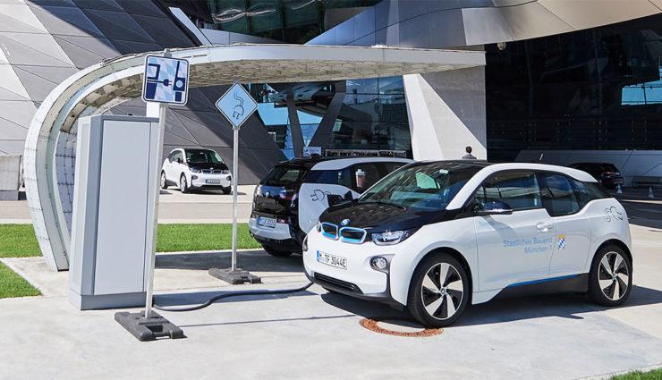 BMW: 50.000+ verkaufte Elektrofahrzeuge seit Jahresbeginn