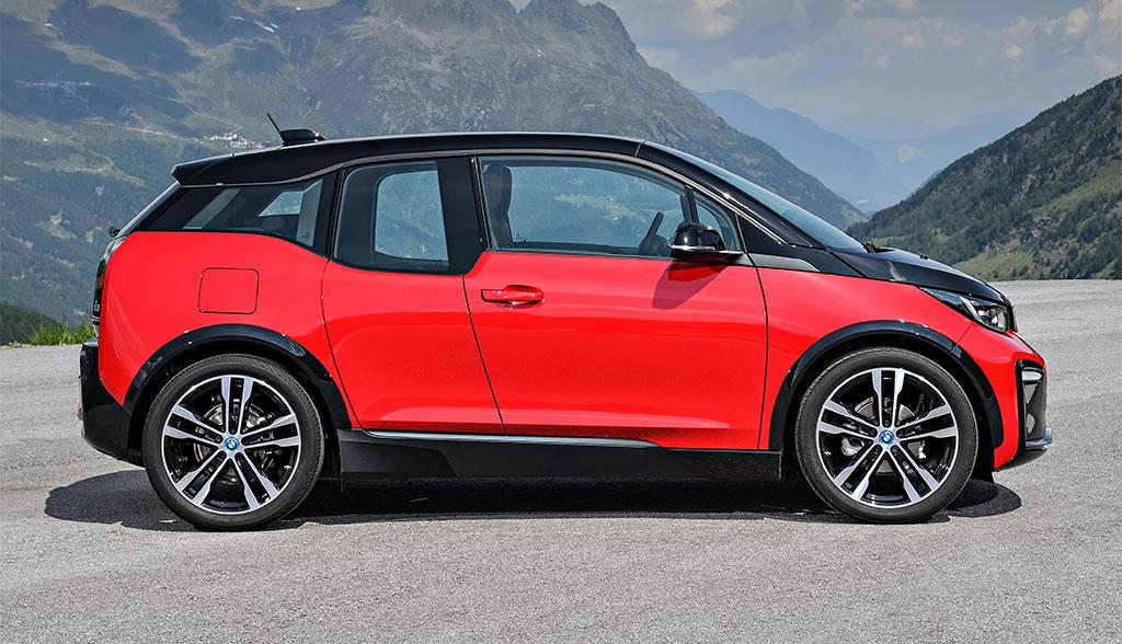 BMW i3: Künftig auch als Sportversion BMW i3s