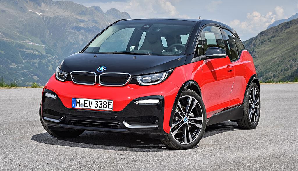 IAA 2017: BMW zeigt neuen BMW i3 und Sportsvariante