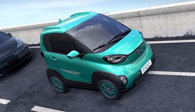 GM-Tochter baut Elektroauto für 4500 Euro – aber nur für China
