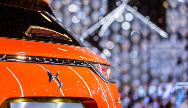 DS: Elektroauto-SUV im Audi-Q2-Format geplant
