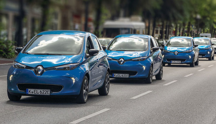 EU-Kommission dementiert Quote für Elektroautos