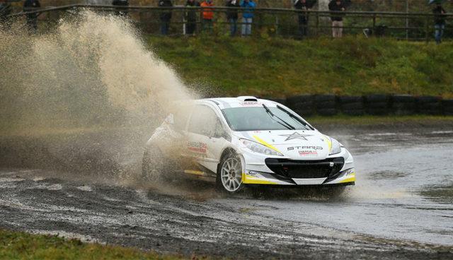 Elektroauto-Rallycross-Formel-E