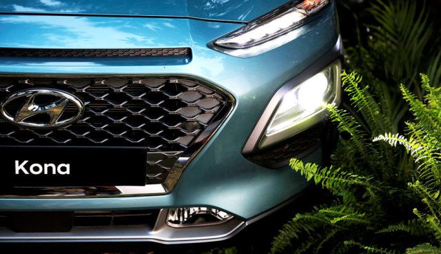 Hyundai: 390-km-Elektroauto Kona kommt 2018