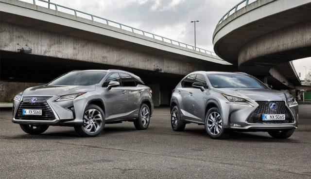 Lexus-Umweltpraemie