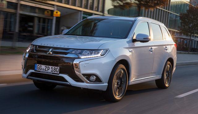 Möglicher Motorausfall: Plug-in-SUV Mitsubishi Outlander muss zurück in die Werkstatt