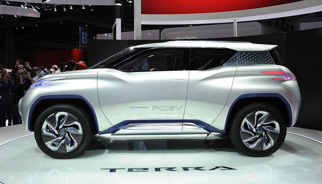 Nissan-Elektroauto-SUV-Terra
