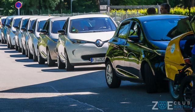 Österreich: 4003 Anträge für Elektrofahrzeug-Förderung seit März