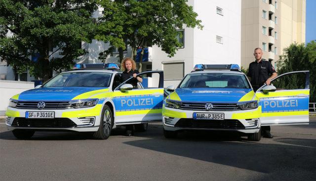Polizei-Niedersachsen-Braunschweig-Elektroauto-Forschung