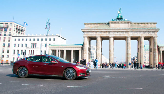 "Privates Elektroauto-Carsharing in Berlin: ""Eine charmante Idee"""