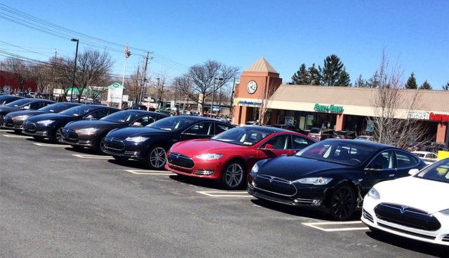 Teslas größte Angst: ein flottenweiter Hack