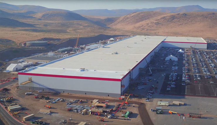 Tesla-Gigafactory-August-Video