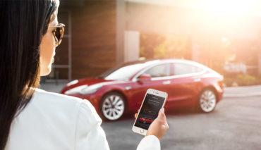 Tesla-Model-3—My-Tesla-Phone-App-as-Key