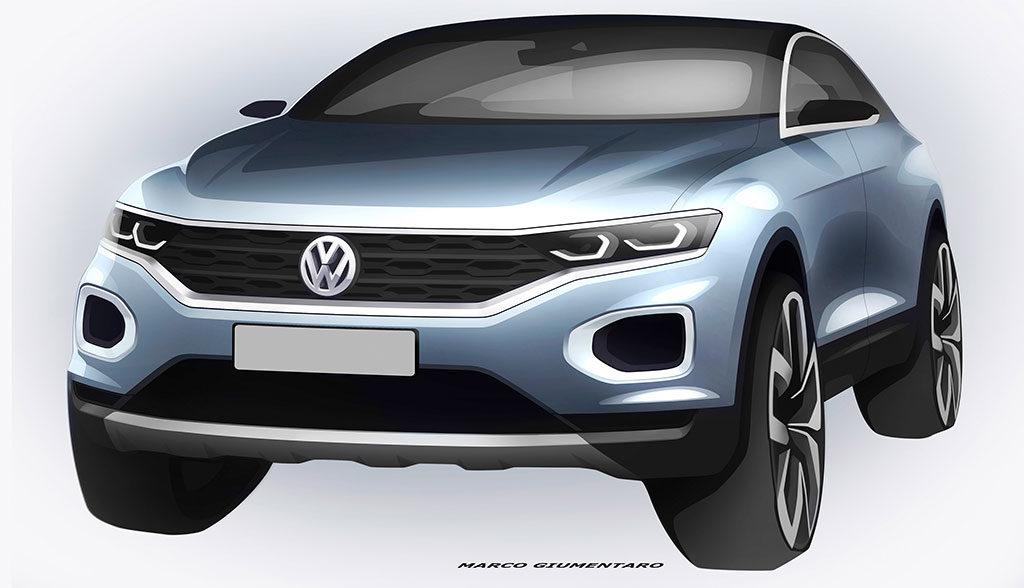 VW-T-Roc-Elektroauto