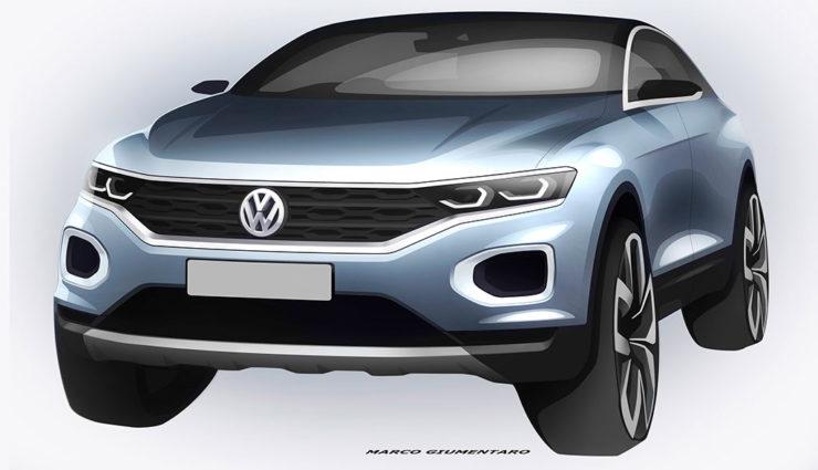 VW T-Roc auch als Teil- und Vollzeit-Elektroauto?