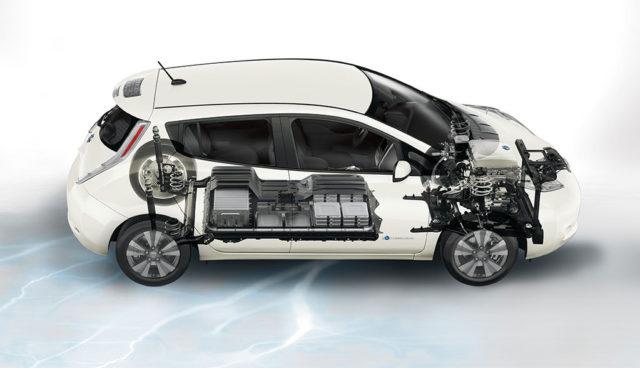 Große Zulieferer stellen schnellen Erfolg von Elektroautos in Frage