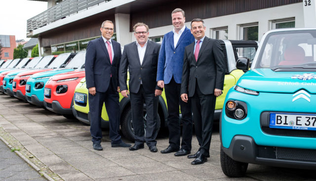 13 Spaß-Stromer Citroën E-Méhari für electrify