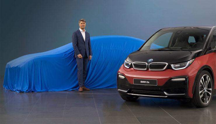 BMW bringt Elektroauto-Viertürer zur IAA – 25 elektrifizierte Modelle bis 2025