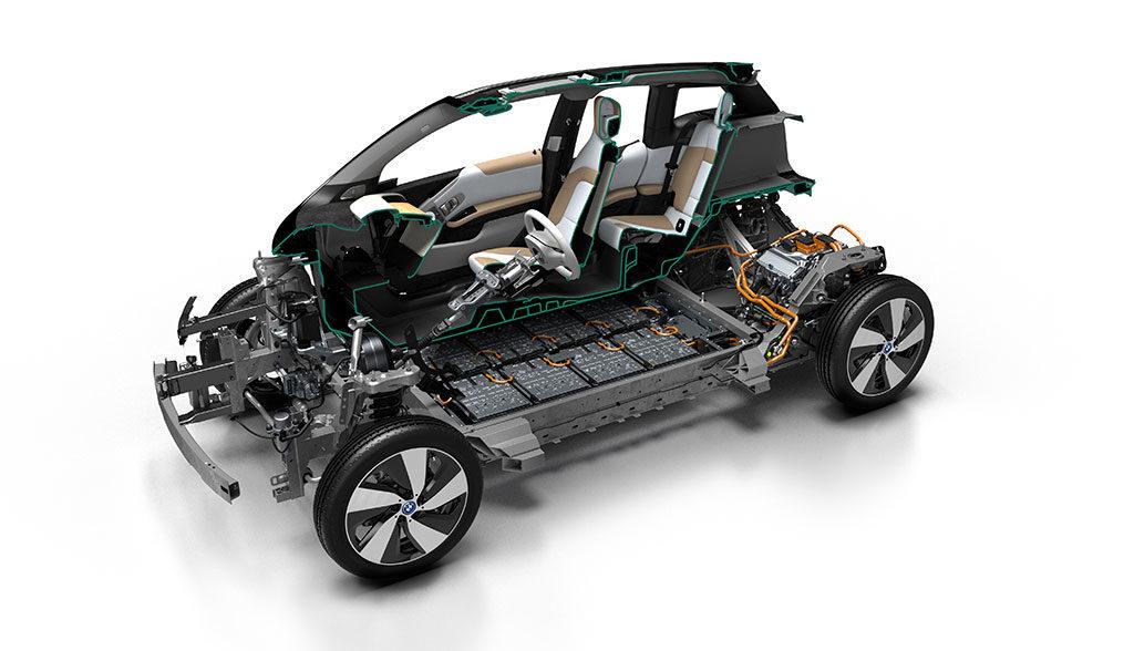 BMW-Elektroauto-Zulieferer