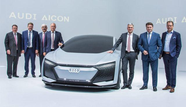 Marken-Index von BrandTrust: Audi vor Tesla, BMW, Porsche und Mercedes