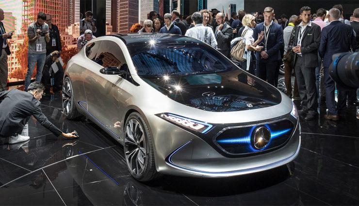 Wegen Elektromobiltität: Daimler schwächt Rendite-Ziel ab