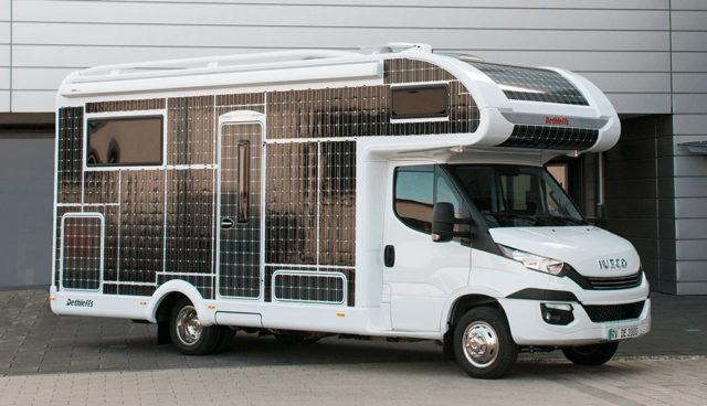 Dethleffs e.home – das rein elektrische Wohnmobil