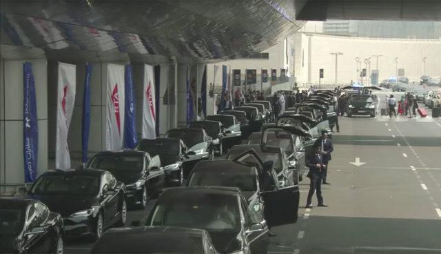 Dubai-Tesla-Taxi