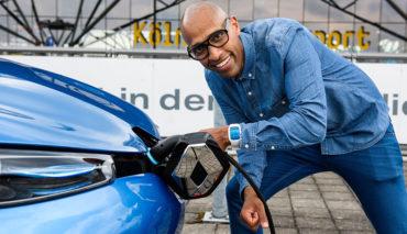 Elektroauto-Laden-Erneuerbare-Energien