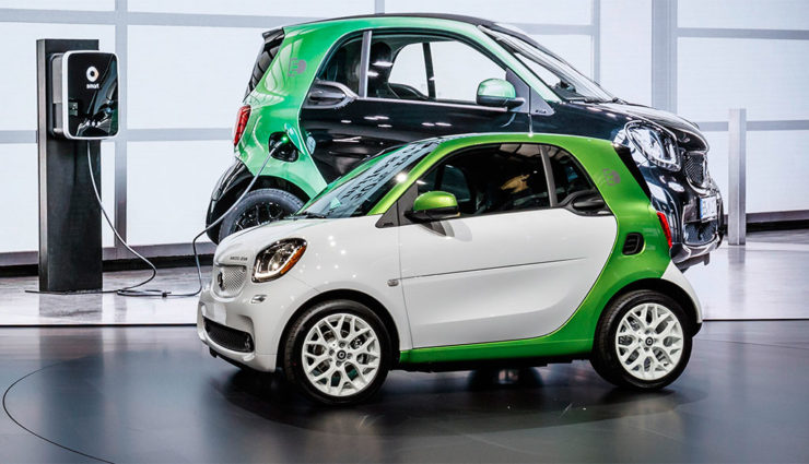 Werbe-Etats für Elektroautos: Budgets im Aufwind?