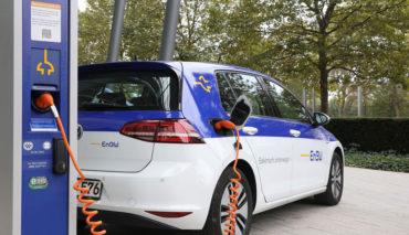 EnBW-Elektroauto