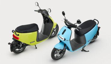 Gogoro-Elektroroller-Investment