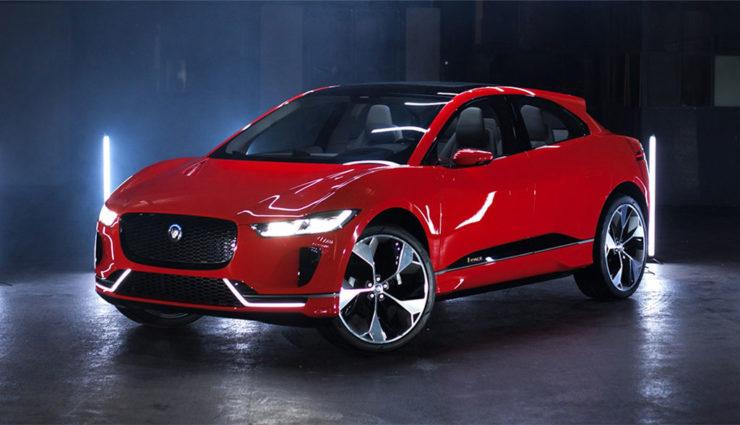 Jaguar Land Rover zeigt das intelligente Lenkrad des Jahres 2040