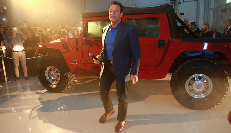 Kreisel Electric: Schwarzenegger-Neffe steigt beim oberösterreichischen E-Mobility-Spezialisten ein