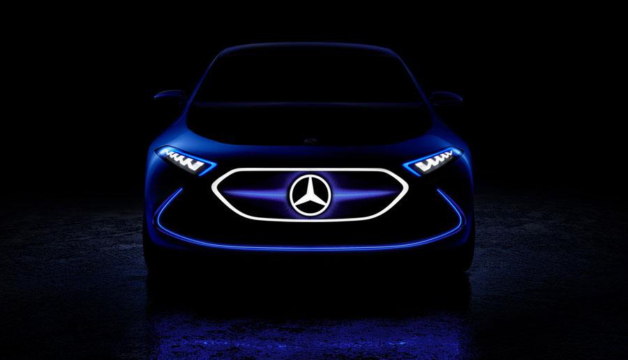 Mercedes-Elektroauto-EQA-SUV-IAA