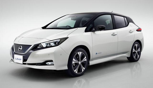 Neuer Nissan LEAF enthüllt: Reichweite, Bilder und Details