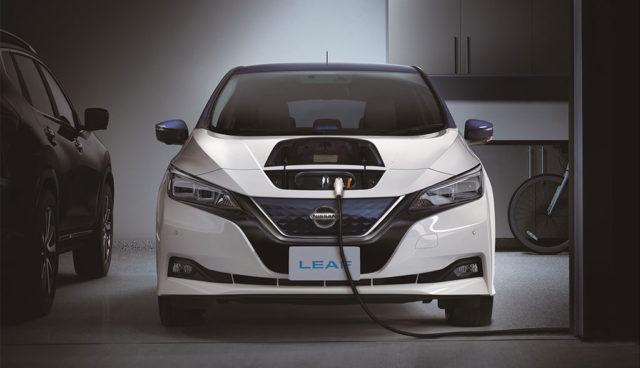 Neuer Nissan LEAF: Mehr Bilder und Design-Details