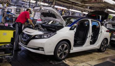 Nissan-LEAF-2018-Produktion