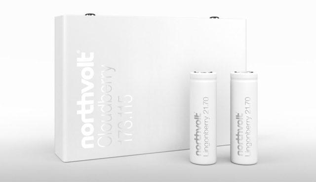 Northvolt-Batterie-Gigafabrik-Schweden