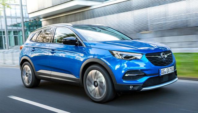 Opel Grandland X wird erster Rüsselsheimer Plug-in-Hybrid