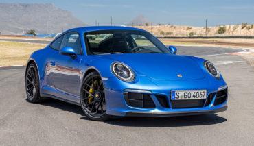 Porsche-911-Elektroauto
