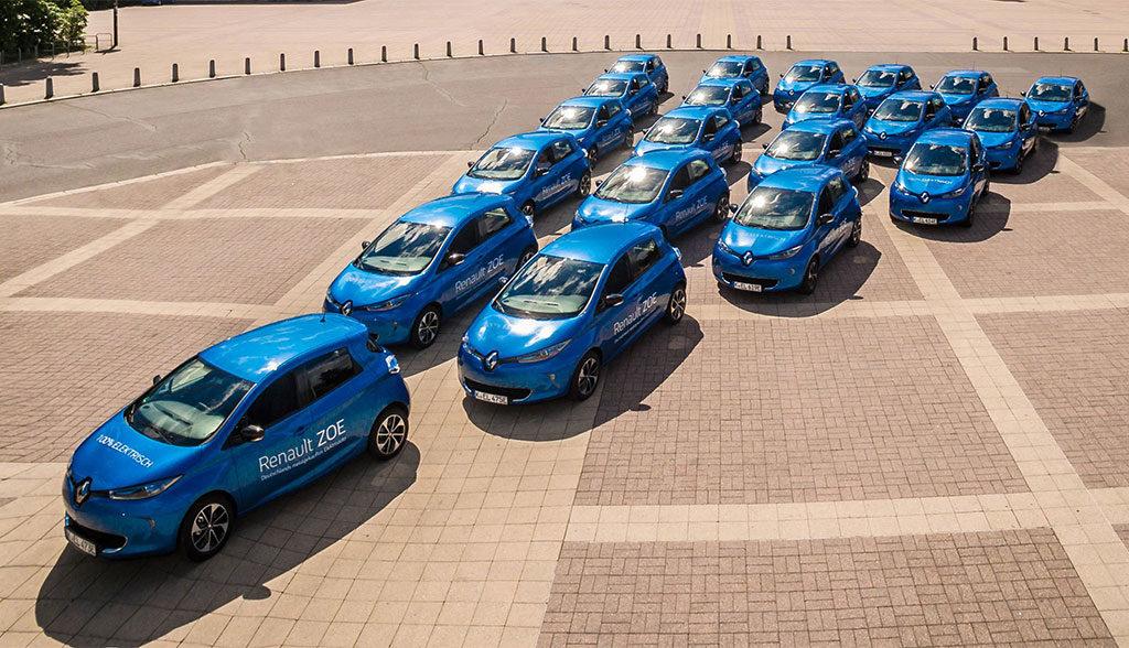 Renault-Nissan-Elektroauto